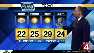 Metro Detroit weather forecast: Cold with sunshine for the first part of&hellip&#x3b;