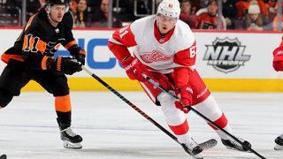 Konecny's OT goal lifts Flyers past Red Wings 6-5