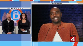 Morris Chestnut discusses twists, turns on his new show 'The Enemy Within'