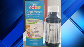 Recall: Baby Gripe Water herbal supplement distributed by Dollar General&hellip&#x3b;