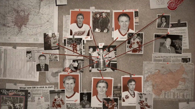 Red Wings 'Russian Five' documentary hits theaters: Where to see it in Michigan