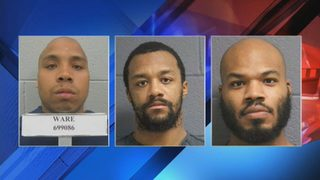 Band of criminals accused of targeting Detroit businesses in federal custody