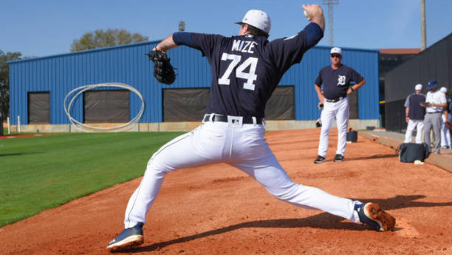 3 of Detroit Tigers' top 10 prospects will be on display during spring training