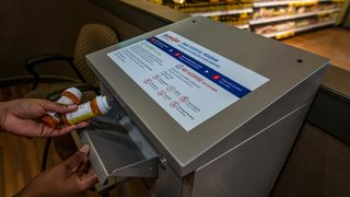 Meijer adds in-store kiosks to dispose of unused, expired medications