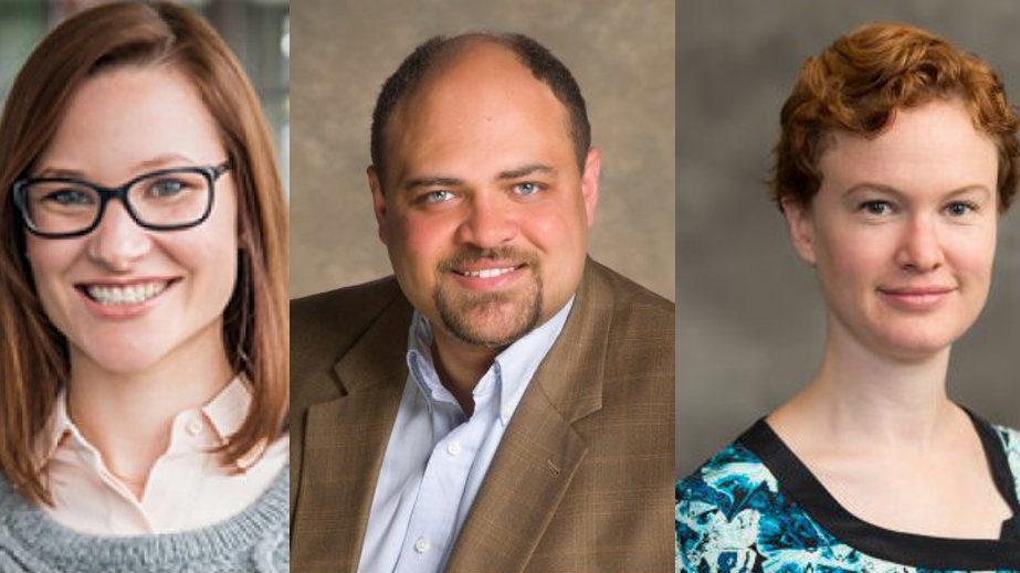 Three UM researchers named 2019 Cottrell Scholars