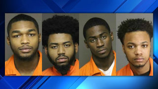 4 men charged in connection with thefts from vehicles in Grosse Pointe Woods
