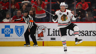 Red Wings furious to force OT, but Blackhawks score winner
