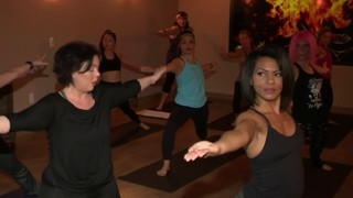 Fitness Friday: Yoga at The Boxing Rink in Troy