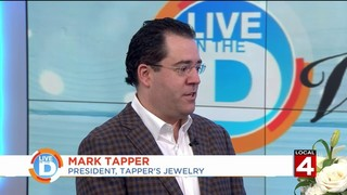 Our final prize from Tapper's Jewelry for wedding week will add some&hellip&#x3b;