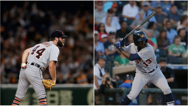 You can watch both Detroit Tigers games on TV or online for first time today