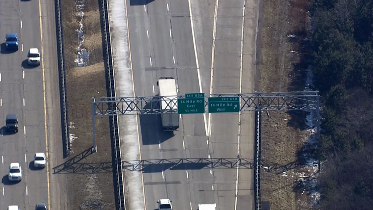 Next stage of I-75 construction in Oakland County begins this