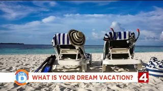 Talkin' with Tati: What's your dream vacation?