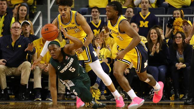 Michigan basketball faces rare late-season gut check after loss to&hellip&#x3b;