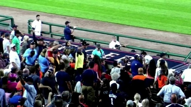 Woman struck in temple by foul ball at Comerica Park in 2015 still&hellip&#x3b;