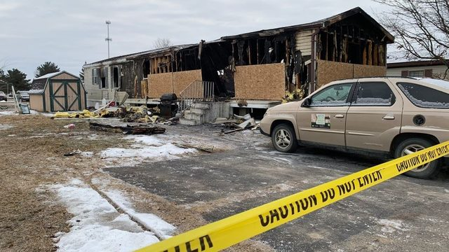 Imlay City mobile home fire: 3 kids killed, 4 other people including…