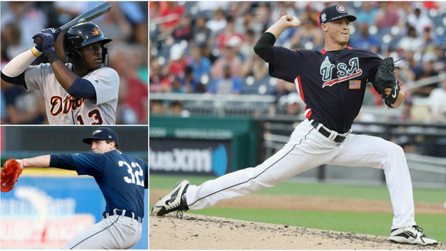 FULL RANKING: MLB reveals new list of top 30 prospects for Detroit Tigers