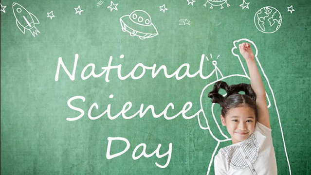 National Science Day: At-home experiments to try