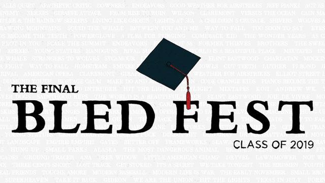 Full lineup announced for Livingston County's final Bled Fest music festival