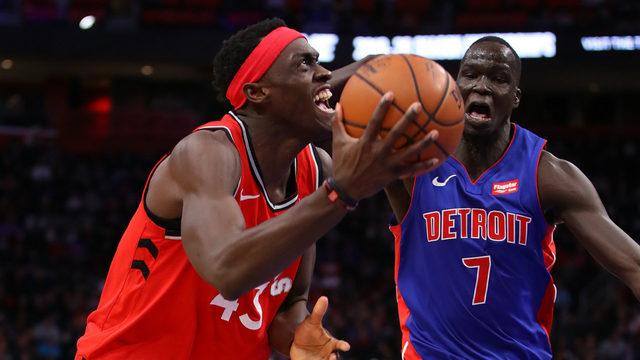 Blake Griffin scores 27, Pistons top Raptors 112-107 in OT