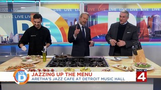 Something new is cooking at Aretha's Jazz Café