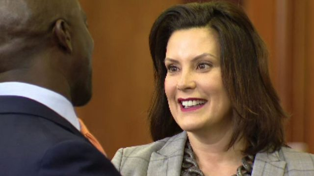 Whitmer proposes new way to divvy up money for Michigan roadwork