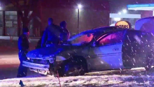 State troopers chase vehicle at 100 mph on Southfield Freeway