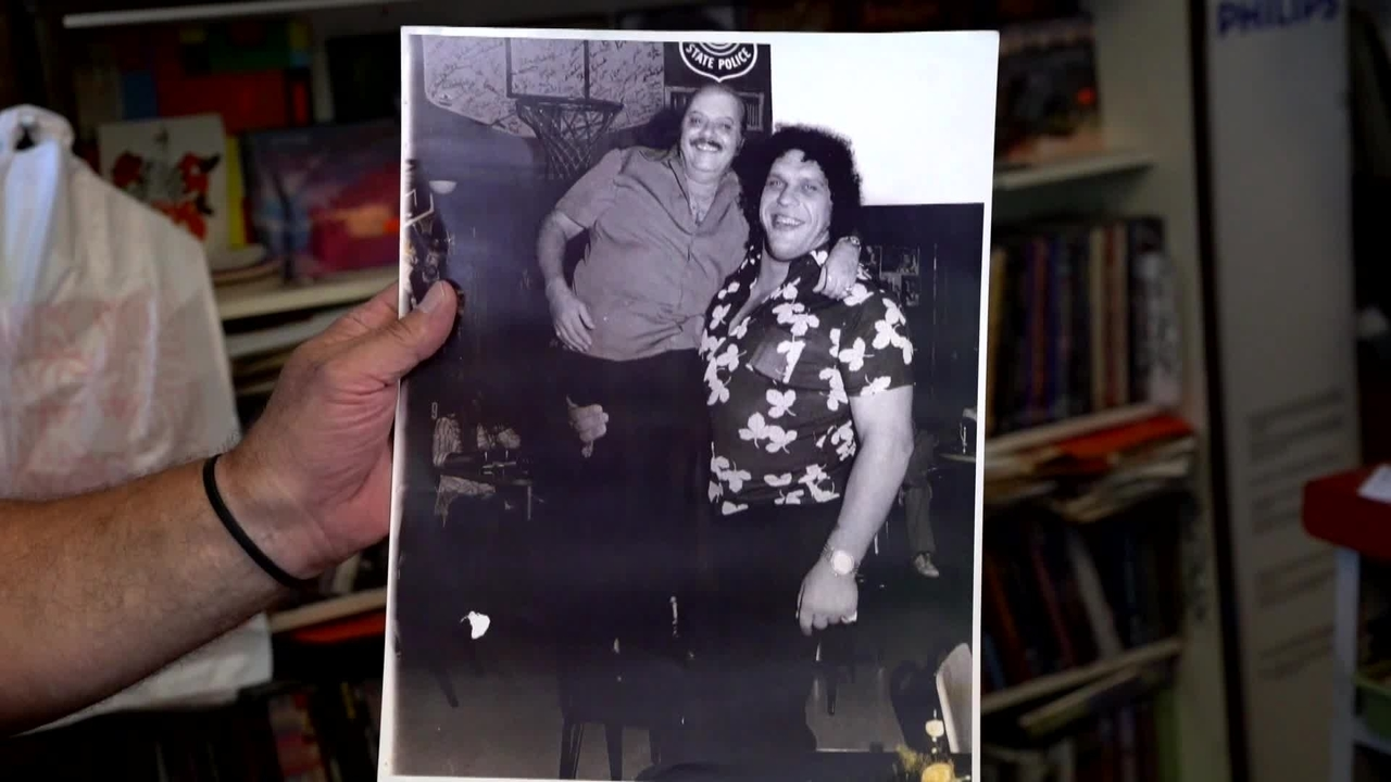 The story of Andre The Giant's epic Detroit binge