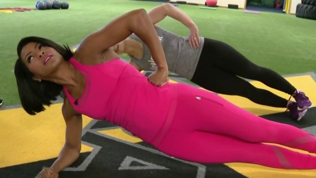 Fitness Friday: 19-day Spring Break abs challenge