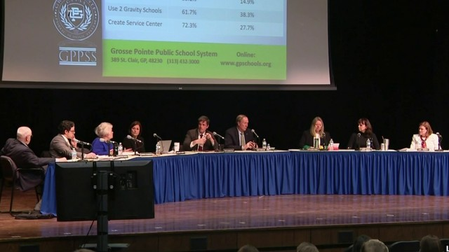 Grosse Pointe School district could vote today on 2 schools closing