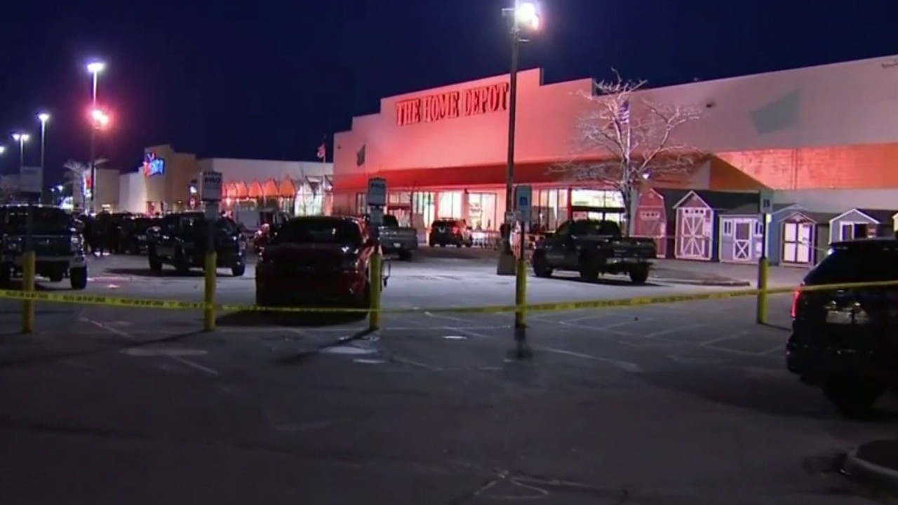 22-year-old man shot by police at Roseville Home Depot after