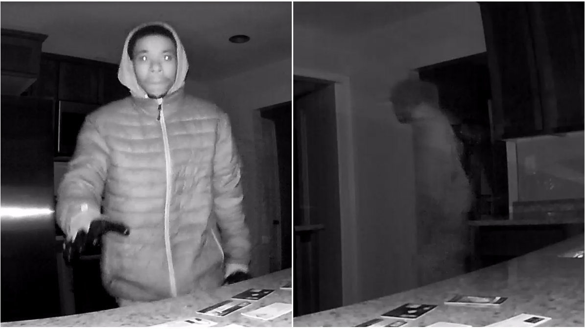 Police seek 2 men who stole water heater from home on Detroit's west side