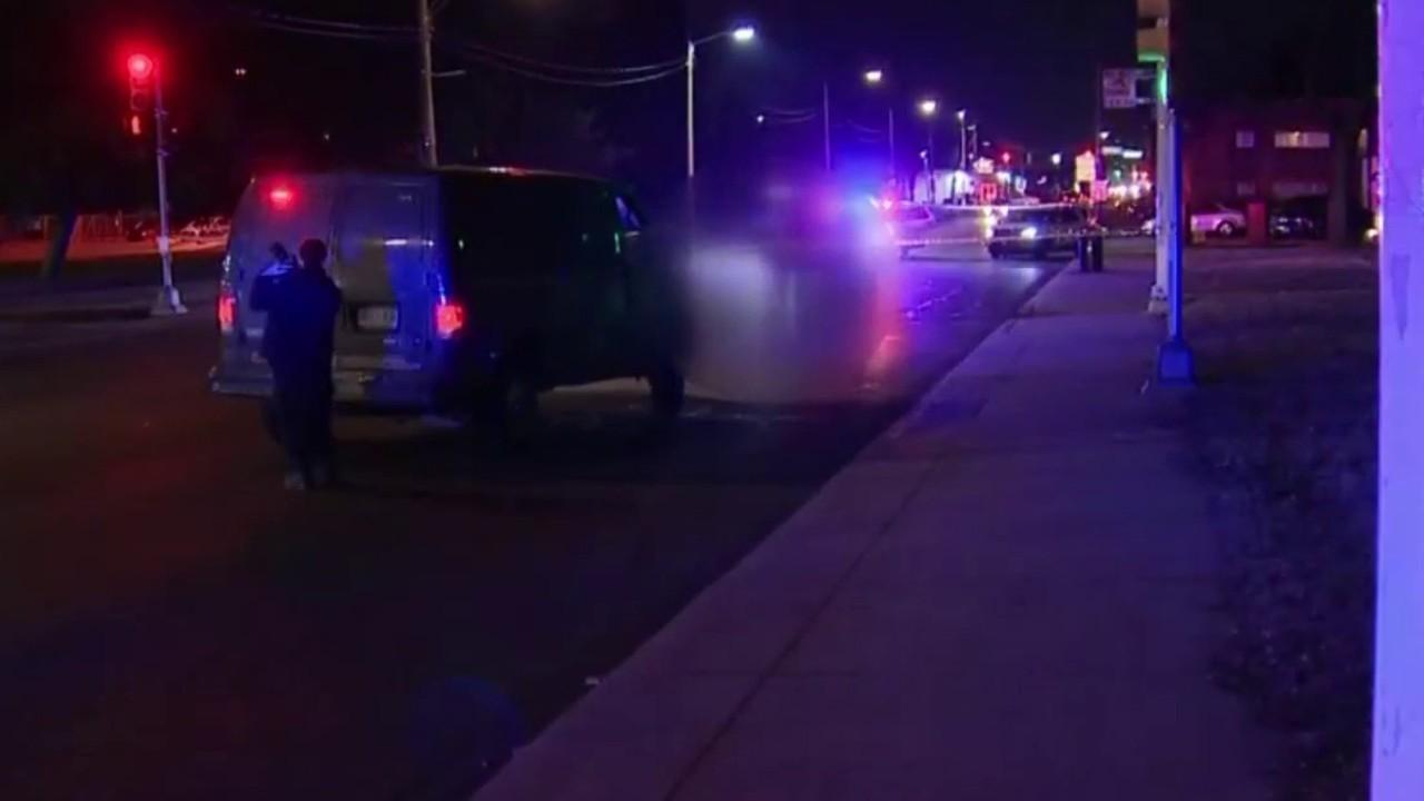 Woman Struck Killed In Crash On Detroit S West Side