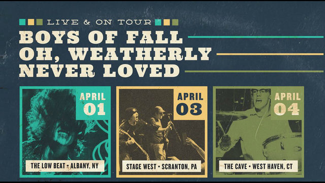 Detroit rockers Boys of Fall hit the road for spring tour 3 years after breakup