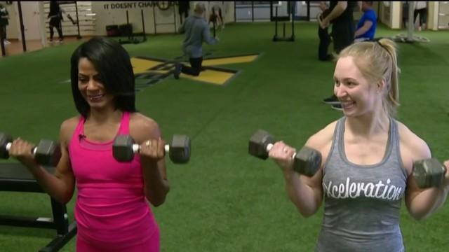 Fitness Friday: Xceleration Fitness: Arm Farm
