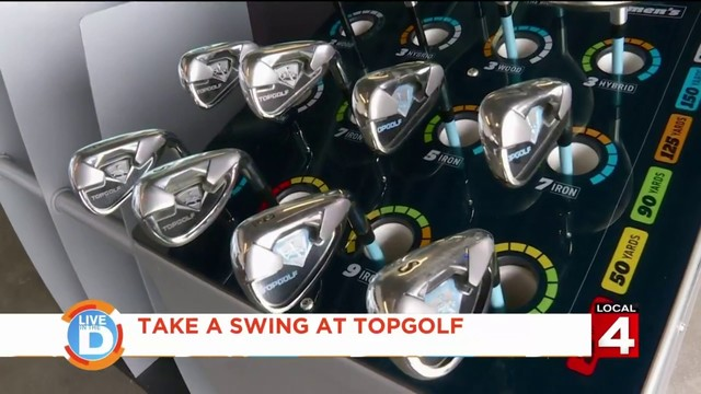 Get your swing on any time of year at Topgolf in Auburn Hills