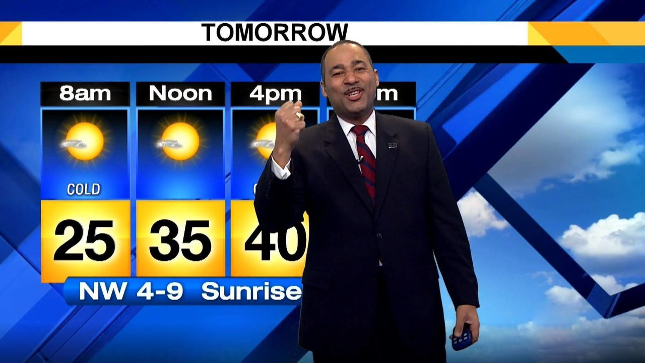 Metro Detroit weather forecast: Chilly Sunday, but some sun returns