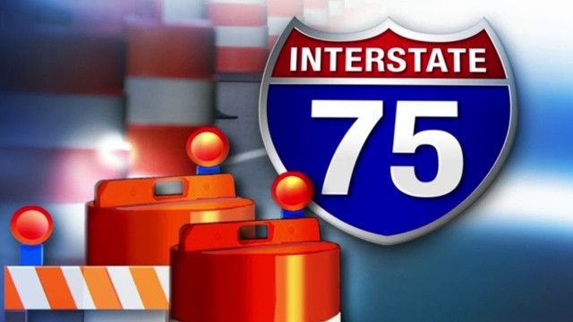 Northbound I-75 to close intermittently at Long Lake Road overnight
