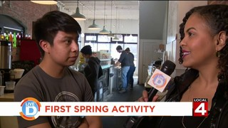 Talkin' With Tati: What will be your first spring activity?