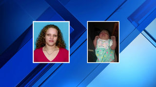 Michigan State Police seek missing woman, 6-day-old baby last seen in Lansing