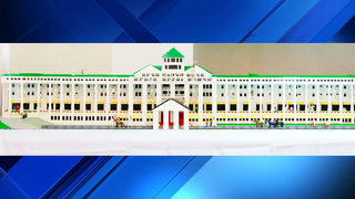 Help turn Michigan's Grand Hotel on Mackinac Island into a LEGO kit