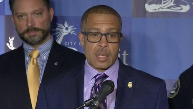 Organization: City needs to address racism inside Detroit Police Department