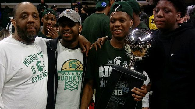 Cassius Winston's father celebrates son's rise to success at Michigan&hellip&#x3b;