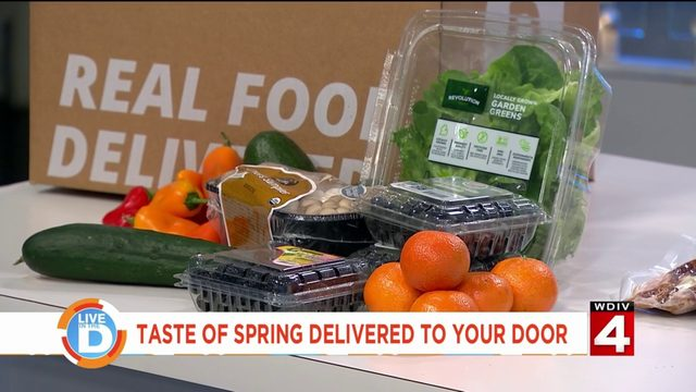 This Michigan company will deliver local organic food straight to your door!