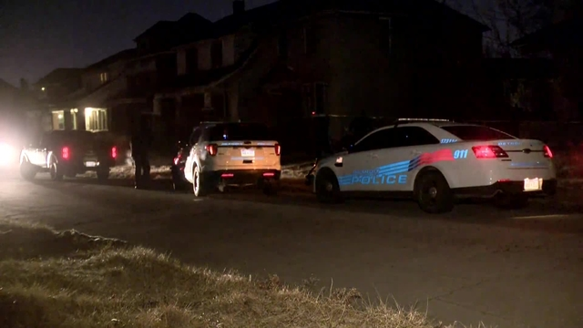 Body found burned near vacant home on Colfax in Detroit