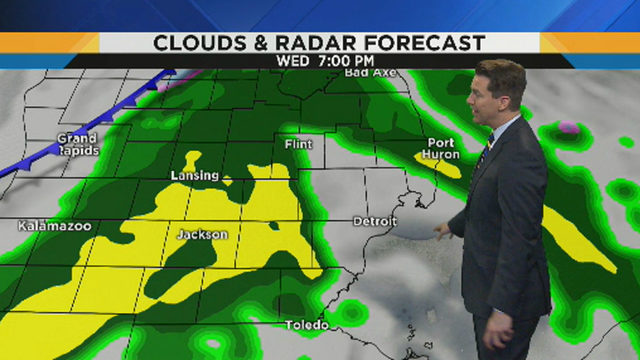 Metro Detroit weather: Rain could turn briefly to snow as spring begins