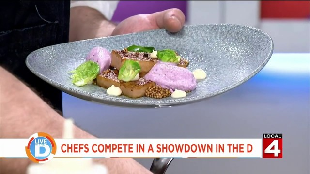 Local chefs go head to head at Savor Showdown