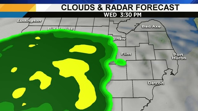 Metro Detroit weather: Spring arrives today with showers