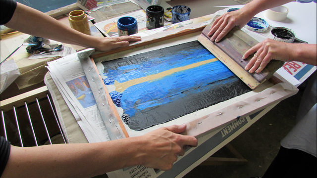 Learn art of screen printing Saturday at Ann Arbor District Library