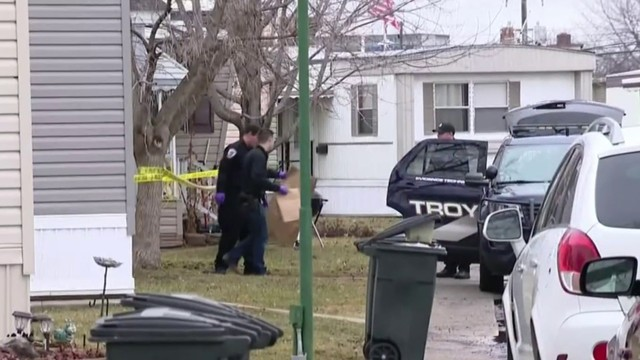 Woman's body found after being left in closet for days, Troy police say