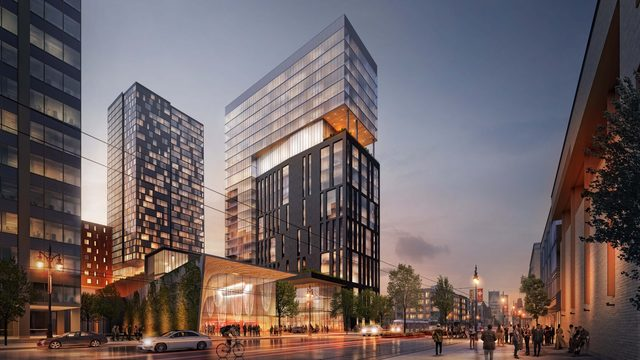 Luxury condo, retail, hotel development planned for Detroit's Midtown